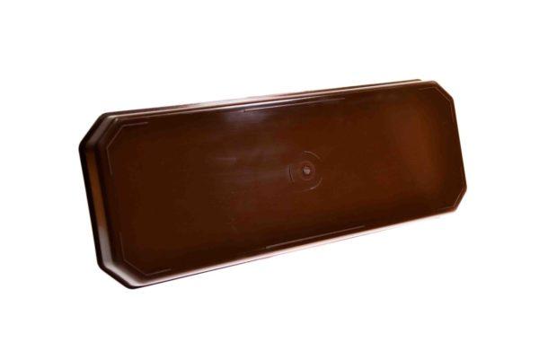 Підставка під ящик для квітів 40см коричневий 1