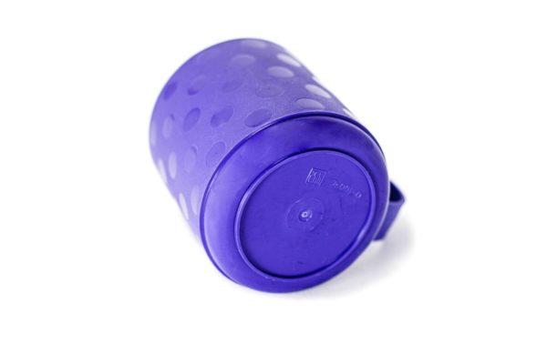 Кружка пластикова питна 0.35л 2